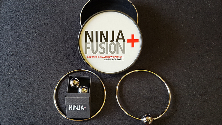 Ninja+ Fusion (With Online Instructions)