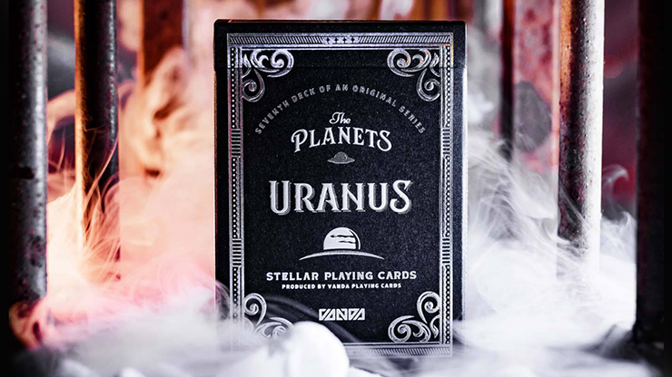 The Planets: Uranus Playing Cards