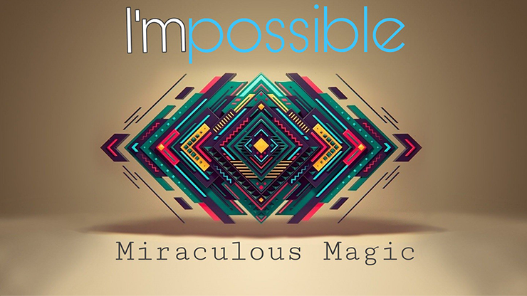 I'mpossible Blue by Miraculous Magic