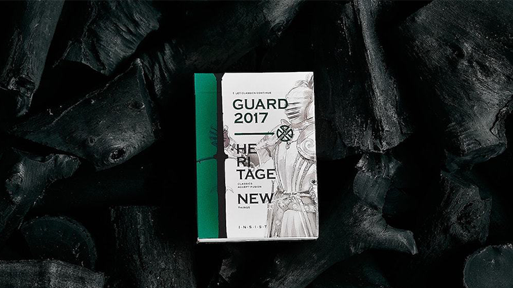 Guard Playing Cards by BOCOPO