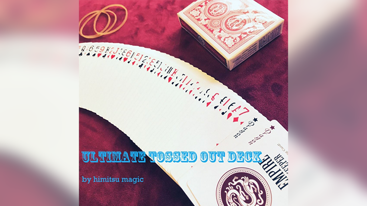 Ultimate Tossed Out Deck by Himitsu Magic