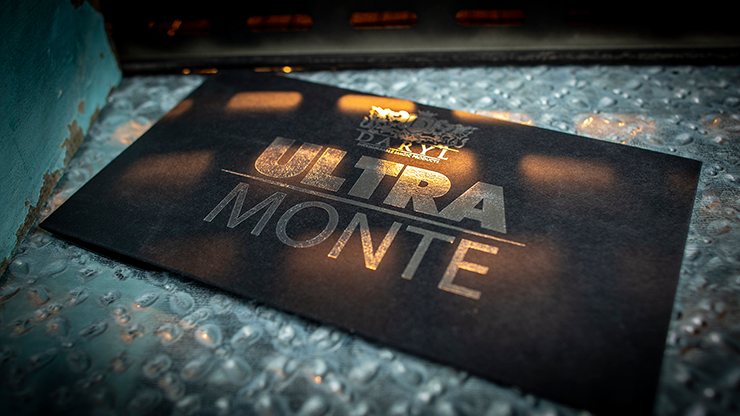 Ultra Monte by DARYL