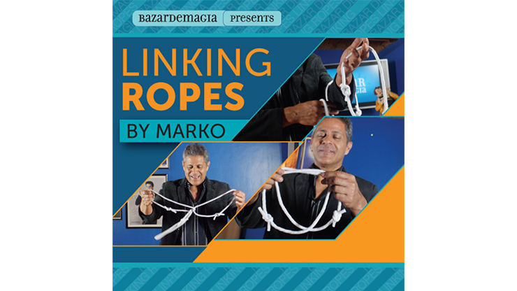 Linking Ropes (Ropes and Online Instructions) by Marko