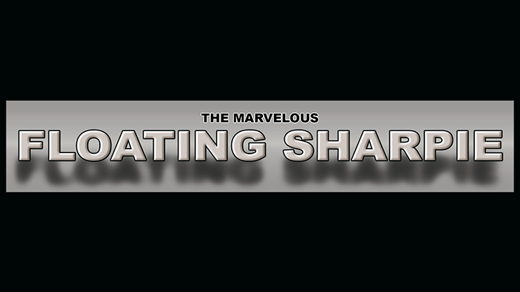 Marvelous Floating Sharpie by Matthew Wright