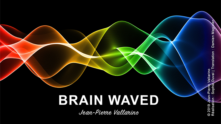 BRAIN WAVED by Jean-Pierre Vallarino