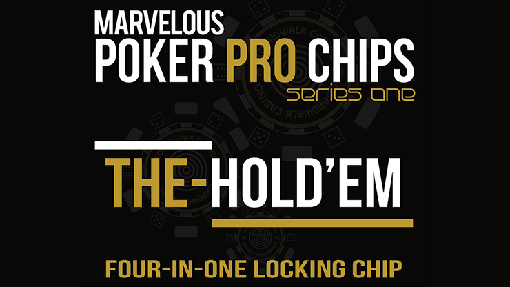 The Hold'Em Chip by Matthew Wright