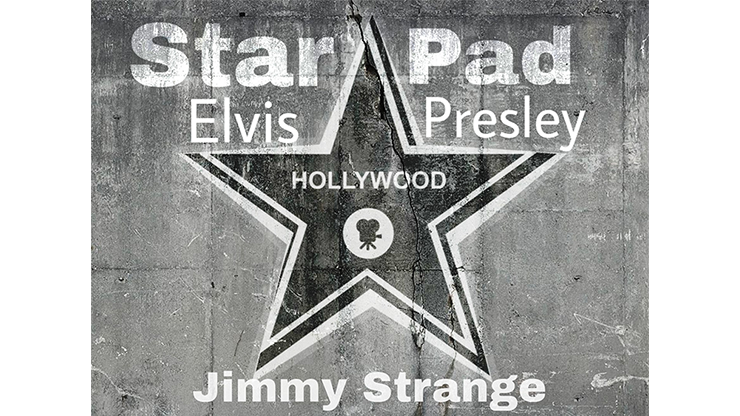 Star Pad - Elvis Presley by Jimmy Strange