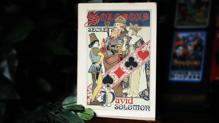 Solomon's Secrets by David Solomon - Book