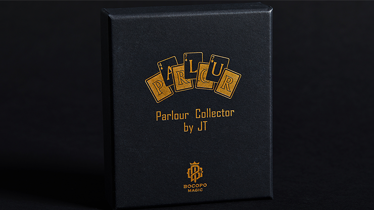 Parlour Collector RED by JT and BOCOPO Magic