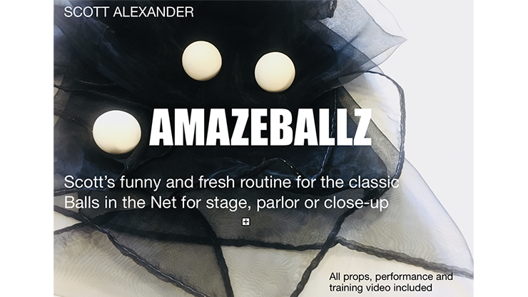 Amazeballz by Scott Alexander and Puck