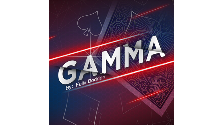 Gamma Blue by Felix Bodden and Agus Tjiu