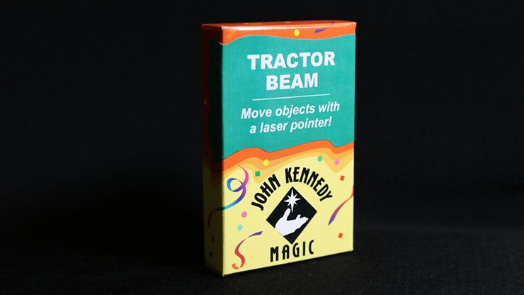 Tractor Beam by John Kennedy Magic