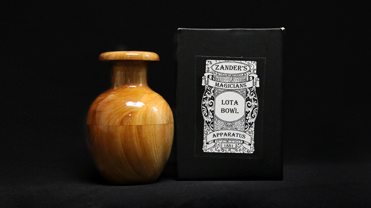 Lota Bowl by Zanders Magical Apparatus