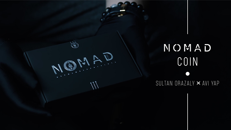 Skymember Presents: NOMAD COIN (Bitcoin Gold) by Sultan Orazaly and Avi Yap