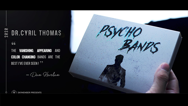 Skymember Presents Psychobands by Dr. Cyril Thomas