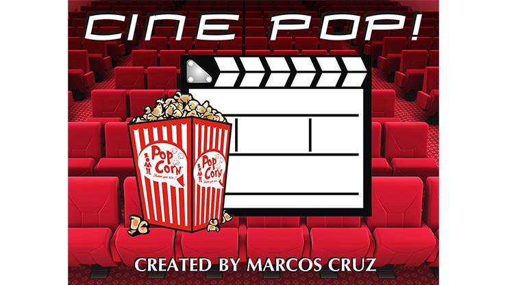 CINE POP! by Marcos Cruz