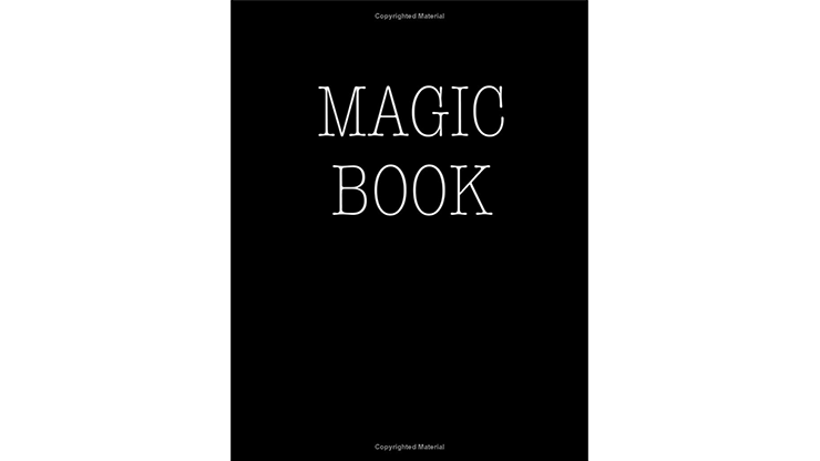 MAGIC BOOK by Ryan Chandler - Trick