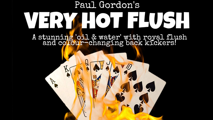 Very Hot Flush by Paul Gordon