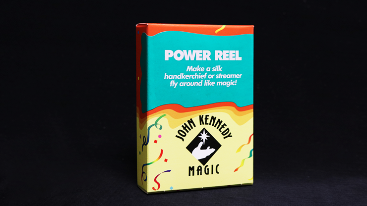 POWER REEL by John Kennedy Magic