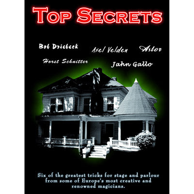 Astor's Top Secrets (Sealed Miracle #4) by Astor - Booklet