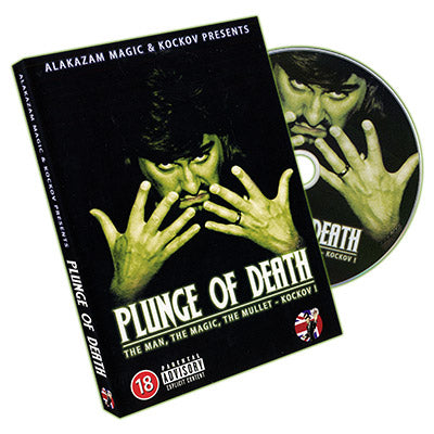 Plunge Of Death by Kochov - DVD