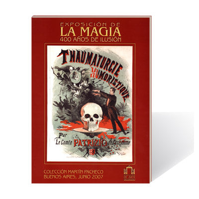 Magic Exhibition by Bazar de Magia - Book