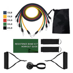 HomeGymSite™ - Resistance Bands Workout