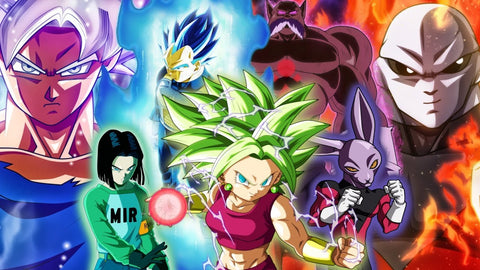 dragon ball super tournoi