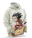 Sweat Dragon Ball Nuage Magique