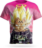 T-shirt Dragon Ball Majin Vegeta Army