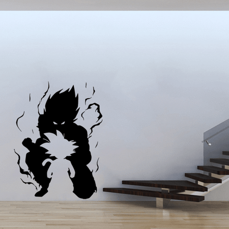 Sticker Mural Dragon Ball Manga
