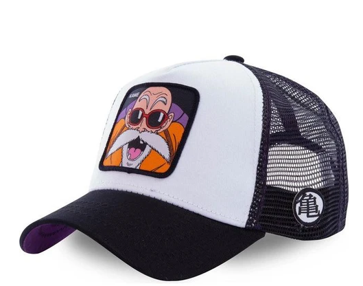 Casquette Dragon Ball Maitre Roshi