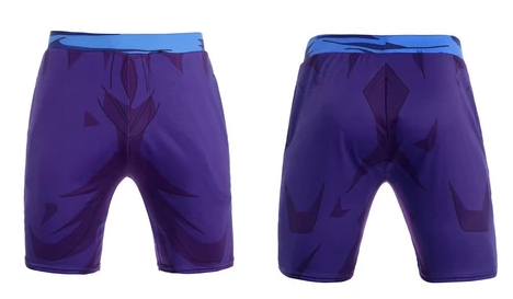 Short Muscu Dragon Ball Z Piccolo