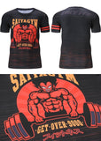 T-shirt Compresion Broly Gym