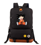 Sac a Dos Dragon Ball Goku Endormi