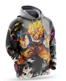 Sweat Dragon Ball Z Goku Super Saiyan