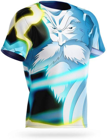 T-shirt Dragon Ball Super Kamehameha Originel