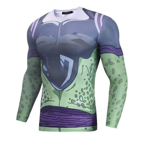 T-shirt Compression Long Cell Forme Parfaite
