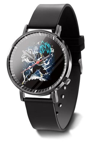Montre Dragon Ball Super Vegeta Blue