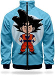 Veste Survetement DBZ Goku Chibi
