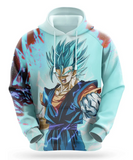 sweat Vegeto Blue