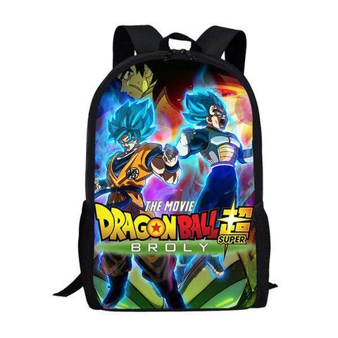 Sac a Dos Dragon Ball S Broly : Le Film
