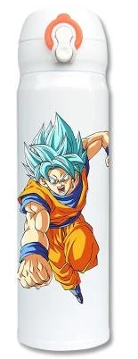 Thermos Dragon ball Super Goku SSJ Blue