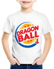 T-shirt DBZ Enfant Burger King