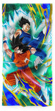 Serviette Dragon Ball Z Goku & Vegeta