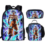 Ensemble Dragon Ball S Sac + Sacoche + Trousse
