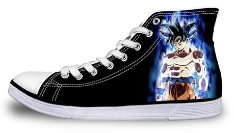 Chaussures Dragon Ball Super