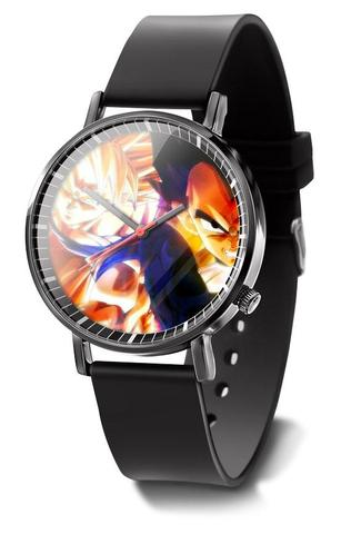 Montre Dragon Ball Z Goku Vs Vegeta