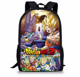 Sac a Dos Dragon Ball S Battle of gods