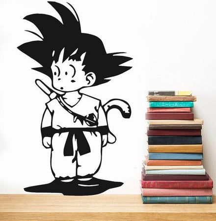 Sticker Mural Dragon Ball Sangoku Petit
